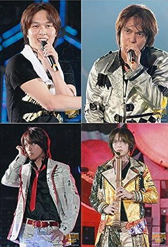 フォト4枚セット 丸山隆平 「KANJANI∞ LIVE TOUR 2008 ∞だよ!全員集合 夏だ!ツアーだ!!ワッハッハー!!!」