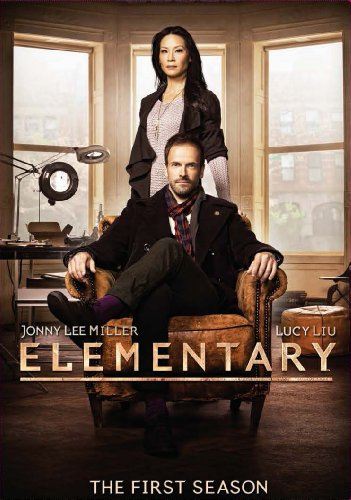 Elementary: The First Season [DVD] [Import]