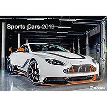 Sports Cars 2019: Wandkalender A3