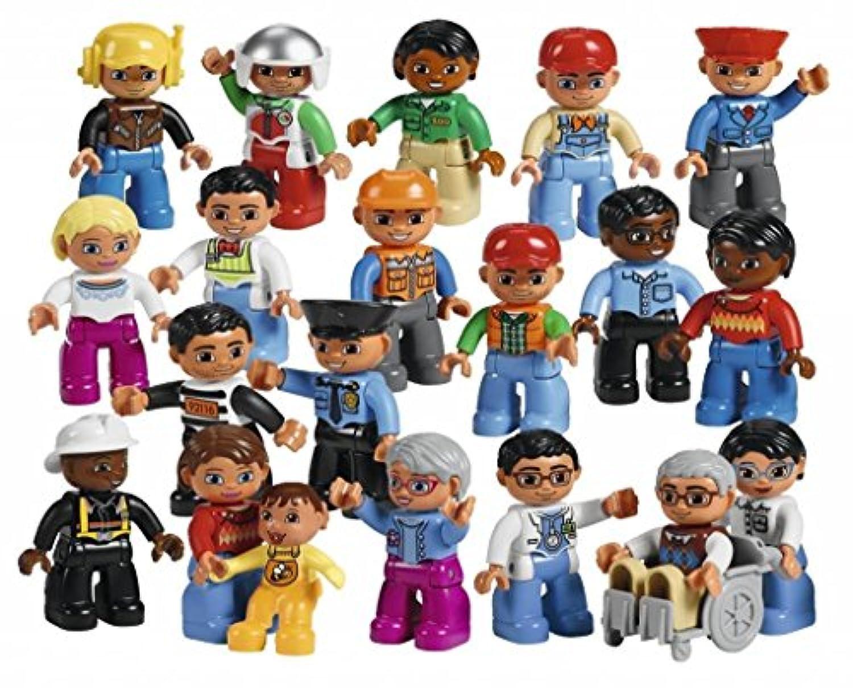 LEGO レゴ デュプロ はたらく人たち 45010 【国内正規品】 V95-5263