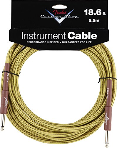 Fender(フェンダー)『Fender Custom Shop Cable、18.6' 、Tweed』
