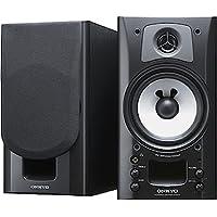 ONKYO GX-70HD2 PCスピーカー/パワードスピーカーシステム WAVIO/ハイレゾ対応 ブラック GX-70HD2(B) 【国内正規品】