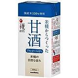 マルコメ プラス糀 米糀から作った甘酒LL 1000ml×6本