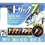 Marufuji(マルフジ) PW-7W 改良トリック7喰ワセウィリー 5号