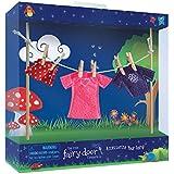 アイルランドの妖精のドア会社FD554145ラインと女性の布