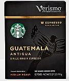 starbucks Guatemala Antigua Espresso Verismo Pods スターバックスグアテマラアンティグアエスプレッソポッド12杯分 [並行輸入品]
