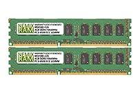 8GB (2x 4gb) ddr3–1066MHz pc3–8500ECC UDIMM 2rx81.5Vアンバッファードメモリforサーバー/ワークステーション