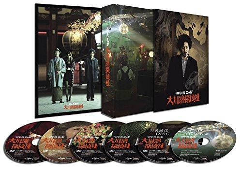 リバース エッジ 大川端探偵社 DVD BOX(5枚組)の詳細を見る