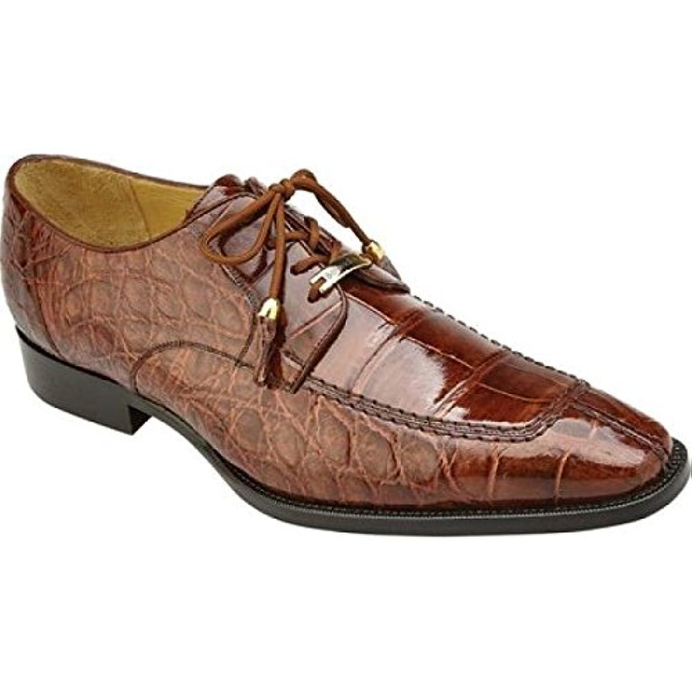 安定しました排泄するバケット(ベルヴェデール) Belvedere メンズ シューズ?靴 革靴?ビジネスシューズ Lorenzo Split Toe Derby [並行輸入品]