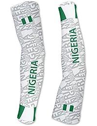 ナイジェリアScudoPro Compression Arm Sleeves UV保護ユニセックス – Walking – サイクリング – Running – ゴルフ – 野球 – バスケットボール