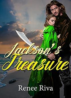 Jackson's Treasure: A Christian historical pirate romance by [Riva, Renee]