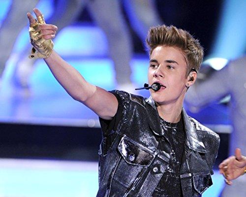 Justin Bieber 8X 10光沢フォト写真画像# 3