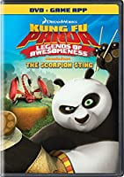 KUNG FU PANDA-LEGENDS OF AWESOMENESS-SCORPION STIN