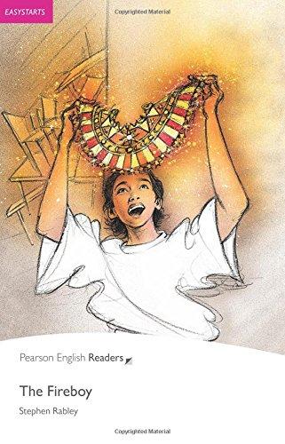Penguin Readers: Easy Starters THE FIREBOY (Penguin Active Readers, Easystart)の詳細を見る