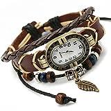 パンク腕時計、クオーツ時計、ファ