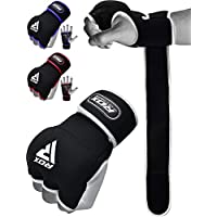 RDX MMA Grappling GlovesケージUFC Fighting Innerスパーリンググローブトレーニングx3