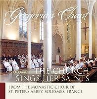 Church Sings Her Saints 1