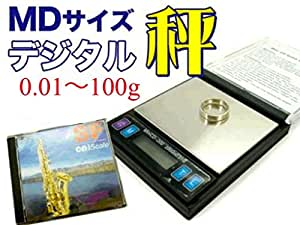 0.01g~100g MDサイズデジタルスケール超精密秤