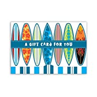 Jillson Roberts Gift Card Holders A Gift for You Surfboards 6-Count (GCP044) [並行輸入品]