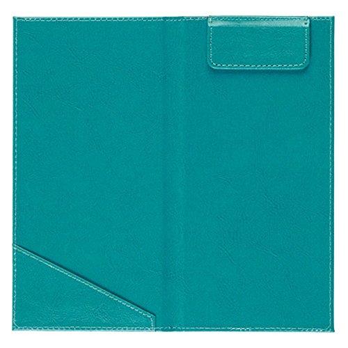 クリップファィル ベルポスト 伝票サイズ ブルー BP-5721-10