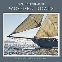 Wooden Boats 2020 Calendar