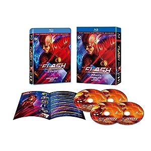 THE FLASH/フラッシュ 4thシーズン ブルーレイ コンプリート・ボックス (1~23話・4枚組) [Blu-ray]