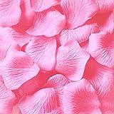 フラワーシャワー 1200枚セット 結婚式 2次会 パーティー の演出に 花びら ローズペダル (さくらピンク)