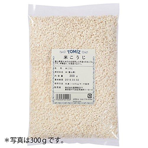 【冷凍便】米こうじ(富山県産) / 1kg TOMIZ/cuoca(富澤商店)