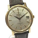 (オメガ)OMEGA コンステレーション デイト クロノメーター 腕時計 SS/革ベルト メンズ 中古