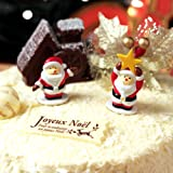 クリスマスケーキ予約 ホワイトクリスマスケーキ 高級ホワイトチョコ使用