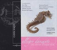 Allegro Danzante: One Century