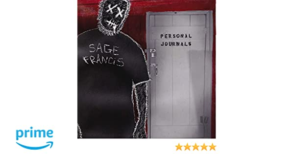 amazon personal journals sage francis アンダーグラウンド 音楽