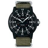 [セイコーウォッチ] 腕時計 アルバ スポーツ 日常生活用強化防水(10気圧)回転ベゼル付き AQPK418 グリーン