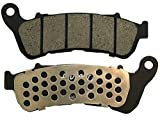 MOTO-RING ブレーキパッド フロント CB1300SB 10 フォルツアZ 04-08 フェイズ 09 CB400SF ABS 08-09 NT700VA 10 PS250 Big Ruckus 04-07 フォルツアX 04-08 DN-01 08-09 CB400SB 08-09 シルバーウィング400 09 インターセプター800 06-09 CBF1000FA6 ABS Model 06 バラデロ 04-06 ST1300 08-09 CB1300SF ABS 10 ST1300A 08-09 CB1300ST 10 ST1300PA 09