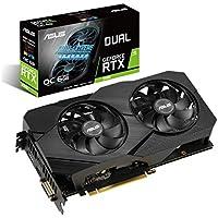 ASUS NVIDIA GeForce RTX 2060 搭載 デュアルファンモデル 6G DUAL-RTX2060-O6G-EVO