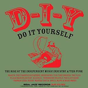 D-I-Y-Do It Yourself [12 inch Analog]