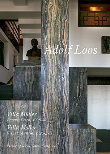 世界現代住宅全集 25 アドルフ・ロース ミュラー邸 モラー邸