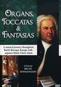 Organs Toccatas & Fantasias [DVD] [Import]