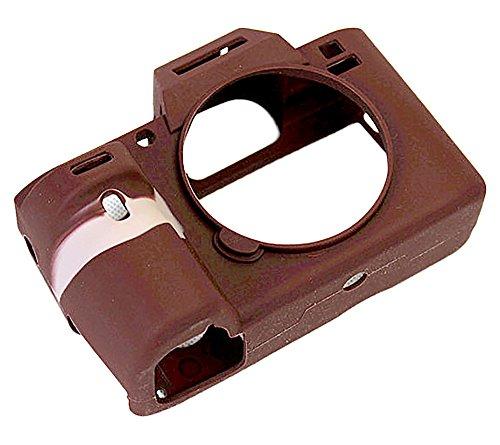 保護するソニーアルファ Sony a7rii a7r2カメラのためのシリコーンゲルゴム柔らかさカメラケースカバーバッグ両立