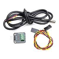 Prament DS18B20 温度センサーモジュールキット防水電子ビルディングブロックの Arduino