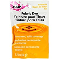 (Sunshine) - Tulip Permanent Fabric Dye (Hot Teal, Pack of 3)