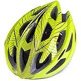幼児用ヘルメット キッズヘルメット、サイクリング、スケート、スクーティング、スキー、自転車用の通気性の通気口が12個ある子供用安全調整自転車ヘルメット(57-63 cm) (Color : Pattern-01)