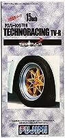 The Wheel 26 15inch 1/24 Technoracing TV-R by Fujimi by Fujimi