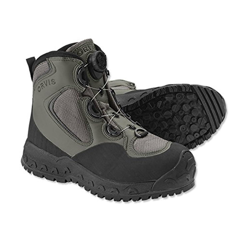 クッションペンフレンドホーン(9) - Orvis Boa Pivot Wading Boot - Rubber
