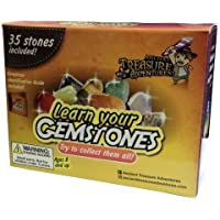 Learn Your Gemstones By Ancient Treasure Adventures
