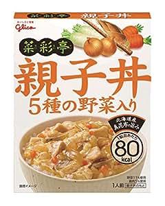 江崎グリコ 菜彩亭 親子丼 140g×10個