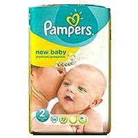 Pampers New Baby Size 2 Mini 3-6kg (56 per pack) パンパース赤ちゃんサイズ2ミニ3~6キロ(パックあたり56 )