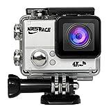 アクションカメラ ウェアラブルカメラ Bestface 4K Wi-Fi 防水 スポーツカメラ