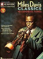 Miles Davis Classics; 10 favorite tunes. (Hal Leonard Jazz Play-along)