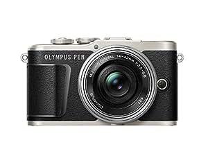 OLYMPUS ミラーレス一眼 PEN E-PL9 レンズキット ブラック